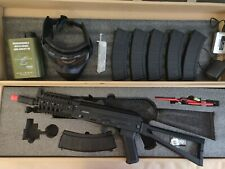 Two Airsoft Guns, extra mags, bbs, mask, charger. All included!