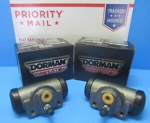 2 Drum Brake Wheel Cylinders Rear L& R for Grand Caravan T & Country Voyager