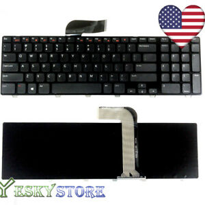 New US Keyboard for Dell Inspiron 17 17R N7110 5720 7720 Vostro 3750 XPS L702X