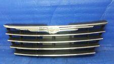 Chrysler Town & Country 2004-2007 FRONT RADIATOR UPPER GRILLE BLACK & CHROME OEM