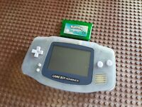 Nintendo Gameboy Advance + Spiel Pokemon Smaragd Edition Konsole Neues Display