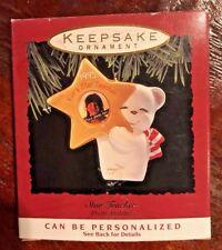 Star Teacher - Personalize your Photo Holder 1993 - Hallmark Keepsake Ornament