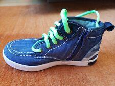 Rock Saxo Blues High Top kids sneakers, Size 30 (Eur), 12 (Us)