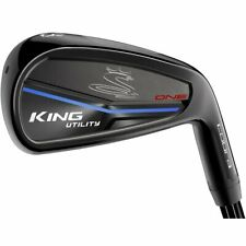 Cobra King Utility One Black Adjustable* 3H Hybrid Stiff Very Good