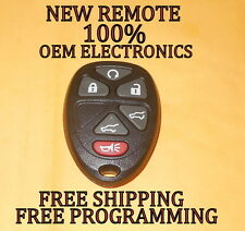 NEW GM GMC CHEVY TAHOE SUBURBAN YUKON ESCALADE KEYLESS ENTRY REMOTE FOB OUC60270