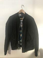 Dries Van Noten reversible bomber jacket black size 52 XL BNWT