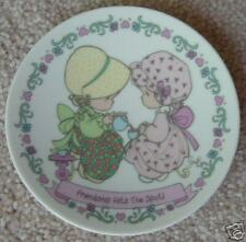 Precious Moments Friendship Collectors Plate