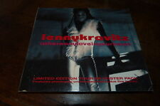 LENNY KRAVITZ - CD 5 titres / 5 track CD !! IS THERE ANY LOVE IN YOUR HEART !!!