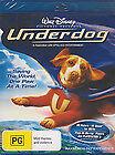 Underdog BLU-RAY -Walt Disney- Region B