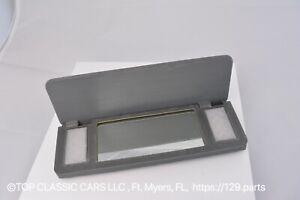 R129 & W124 Conv. 1990-2002 Visor Vanity Mirrors 1298102317 gray