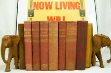 Studies in the Scriptures 7 Volume SET Wing Globe ed Watchtower Jehovah WOW!
