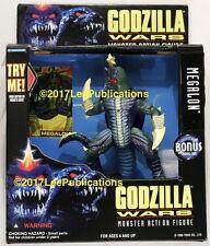 1995 Trendmasters MISB Godzilla Wars Monster Megalon Action Figure Super Rare