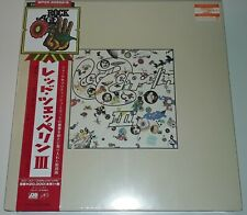 Led Zeppelin – Led Zeppelin III - Box Set - Japan - WPZR-30552 - New  Sealed