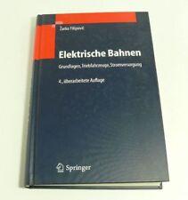 Book Electric Tracks From Zarko Filipovic Springer Publisher