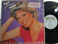 Toni Tennille - More Than You Know  (performing 30's and 40's Pop Standards)