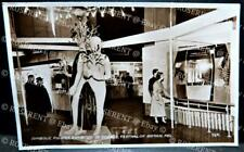 1951 Festival of Britain - Symbolic Figures - Science Hall - Real Photo Postcard
