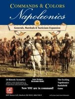GMT Games Command & Colors Napoleon Expans 5 Generals, Marshal, Tact GMT 1513