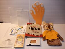 GET REAL ABOUT TOBACCO Kit Grades K-3 Educational Kids Training Puzzle Puppet