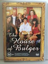 THE HOUSE OF BULGER ~ THE AFL FOOTY SHOW ~ DVD ~ 138 MINS