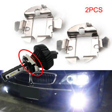 2* H7 HID Xenon Bulb Holder Adapter Base Retainer Clip for Benz BMW Audi VW top