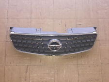 05 06 Nissan Altima Front Grille Grill OEM with Emblem exc SE-r