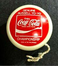 Coca Cola Genuine Yo-Yo Late 1970's Chapionship yo yo
