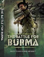 Battle for Burma-ExLibrary