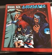 Genius* / GZA ‎– Liquid Swords CD