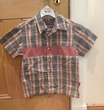 Lee Cooper Boys Shirt, Age 2-3y, Short Sleeve, Worn Once- Immaculate!!