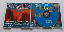 Fetenhits - The Real Classics - The 3rd -2 CDs David Bowie Ray Parker Jr Buggles