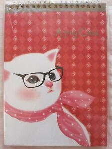 Korean Jetoy Choo Choo Cat Notebook