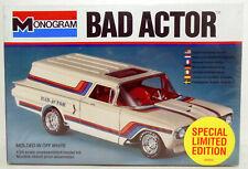 Vintage Monogram Bad Actor 1960 Chevy Delivery Sedan Kit Sealed