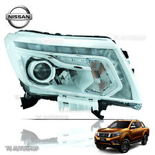 Right Rh Front Head Lamp Light Drl Led Oem For Nissan Navara D23 Np300 2015 2016