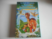 K7 VHS CASSETTE VIDEO -  LE PETIT DINOSAURE La source miraculeuse- DUREE 1H10 MN