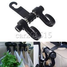 For Bag Purse Cloth Grocery Fit All Car Seat Headrest Hanger Holder Hooks Back