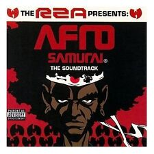 RZA - Afro Samurai (2 LP soundtrack) 2007 Wu Tang Clan OST new