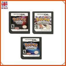 Pokemon Diamond Pearl Nintendo Game Card Universal Lite Version For 3DS NDSI NDS
