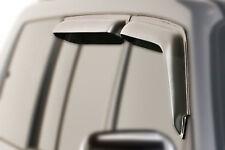 Volkswagen Touareg Wind Deflectors Tinted Door Visors 03-11