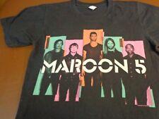 Maroon 5 Adam Levine North America Tour 2013 Shirt Small   L1