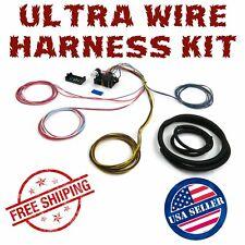 1963 - 1967 Chevy Ii Nova Wire Harness Fuse Block Upgrade Kit rat rod hot rod