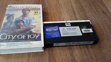 CITY OF JOY - PATRICK SWAYZE - VHS VIDEO TAPE