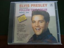 RARE ELVIS PRESLEY CD - THE COMPLETE FOLLOW THAT DREAM SESSIONS - MEMORY RECORDS