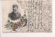 Vintage Postcard Kaiser Wilhelm II, German Emperor King of Prussia