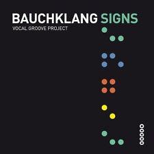 BAUCHKLANG = signs = CD = BRAKBEAT DUB DOWNTEMPO !!