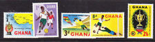 Ghana 1959 Football Championships set Mint