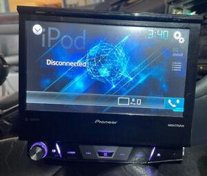 Pioneer AVH-X7700BT 7 inch Car DVD Player Radio