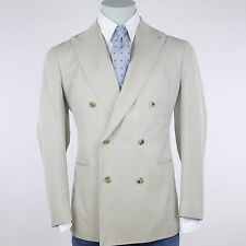 Stile _ Latino Suit Men's Beige Size 52 R7 (Previously