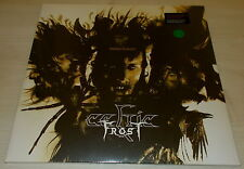 CELTIC FROST-MONOTHEIST-2016 2x LP GREEN VINYL-LIMITED TO 200-TRIPTYKON-NEW