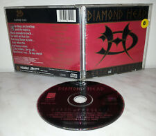CD DIAMOND HEAD - DEATH AND PROGRESS
