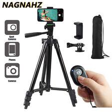 Portable Phone Tripod for iPhone Xiaomi HUAWEI Gopro Compact Video Camera